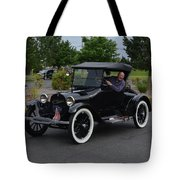 1922 Roadster Scharf Tote Bag