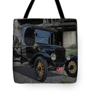1923 Ford Model T Truck Tote Bag