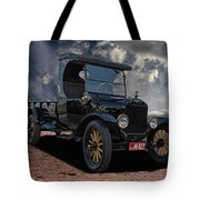 1923 Model T Ford Truck Tote Bag