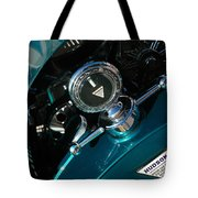 1924 Hudson Hood Ornament Tote Bag