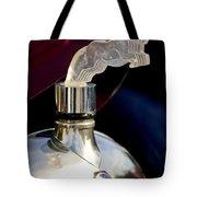 1925 Citroen Cloverleaf Hood Ornament Tote Bag