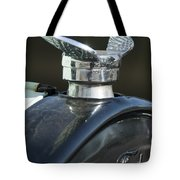 1925 Ford Model T Hood Ornament Tote Bag