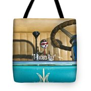 1925 T-bucket Rules Tote Bag