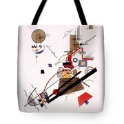 1925 Vasily Kandinsky Tote Bag
