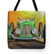 1926 Ford Model T 'dry Lakes' Roadster Viii Tote Bag