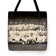 1926 Yankees Team Photo Tote Bag