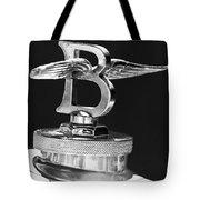 1927 Bentley 6.5 Liter Sports Tourer 3  Tote Bag