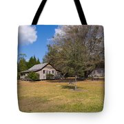 1927 Woods Home In Christmas Florida Tote Bag