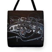 1928 Bentley Dash Tote Bag