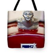 1928 Buick Custom Speedster Hood Ornament 2 Tote Bag
