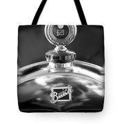 1928 Buick Hood Ornament 2 Tote Bag