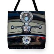 1928 Dodge Brothers Hood Ornament Tote Bag