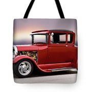 1928 Ford 'hot Rod A' Coupe Tote Bag