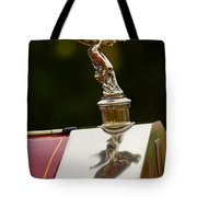 1928 Rolls-royce Phantom 1 Hood Ornament Tote Bag