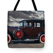 Classic 4 Door Ford Tote Bag