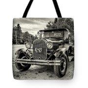 1929 Ford Model A Pickup Tote Bag