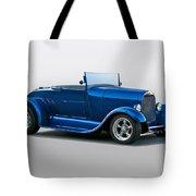 1929 Ford 'pretty Boy' Roadster Tote Bag