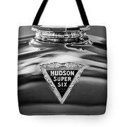 1929 Hudson Cabriolet Hood Ornament 2 Tote Bag