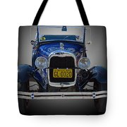 1929 Model A Ford Convertible Tote Bag