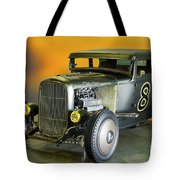 1930-31 Ford 'lakester' Coupe II Tote Bag