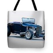 1930 Ford 'blu Mood' Roadster Tote Bag