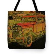 1930 Hudson Tote Bag