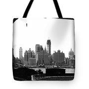 1930 Midtown Manhattan Tote Bag
