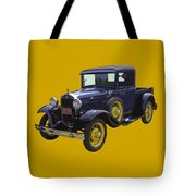 1930 - Model A Ford - Pickup Truck Tote Bag