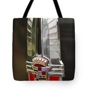 1930's Cadillac Emblem Tote Bag