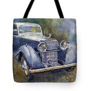 1938 Hispano Suiza J12 Tote Bag