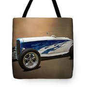 1931 Ford Convertible Hot Rod Tote Bag