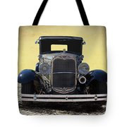 1931 Ford Model A Coupe Tote Bag