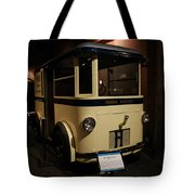 1931 Helms Bakery Truck Tote Bag