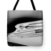 1931 Marmon Sixteen Coupe Hood Ornament 3 Tote Bag