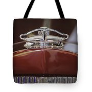 1931 Packard 840 Roadster Hood Ornament Tote Bag
