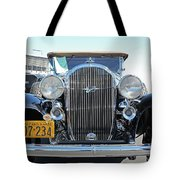 1932 Buick Automobile Tote Bag