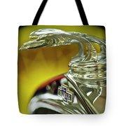 1932 Chevrolet Hood Ornament Tote Bag