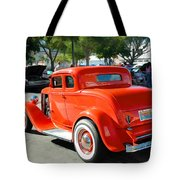 1932 Ford  5 Window Coupe Tote Bag