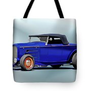 1932 Ford 'classic Hiboy' Roadster Xa Tote Bag