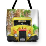 1932 Ford Five-window Coupe 'head On' I Tote Bag