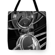 1932 Ford Hot Rod Steering Wheel 4 Tote Bag