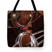 1932 Ford Hot Rod Steering Wheel Tote Bag