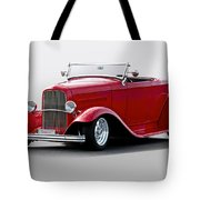 1932 Ford 'love Child' Roadster Tote Bag