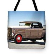 1932 Ford 'original Rod' Roadster Pickup Tote Bag