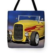 1932 Ford Roadster 'hiboy' Tote Bag