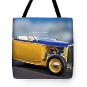1932 Ford Roadster 'pass Side' L Tote Bag