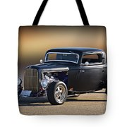 1932 Ford 'silky Satin' Coupe I Tote Bag