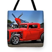 1932 Ford 'three Window' Coupe Vx Tote Bag