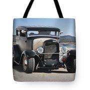 1932 Ford Tudor Sedan 'satin Doll' II Tote Bag