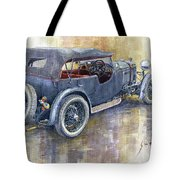 1932 Lagonda Low Chassis 2 Litre Supercharged  Tote Bag